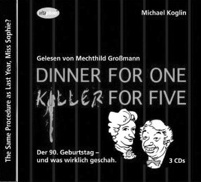 DINNER FOR ONE - Hörprobe